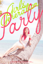 Girls' Generation Sunny Party promo photo
