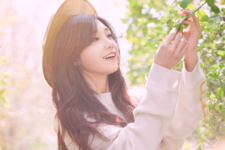 Jeong Eun Ji Dream promo photo