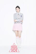 Siyeon Produce 101 Promo