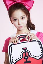 CLC Yujin Refresh promotional photo