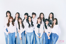 IZONE official group profile photo