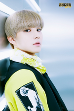 NCT 127 Jungwoo We Are Superhuman promo photo (1)