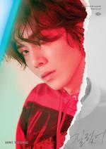 SF9 Hwi Young Sensuous promo photo