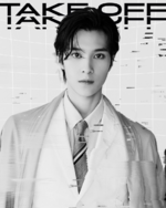 WayV Hendery Take Off concept photo 3