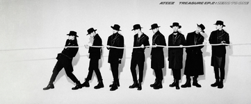 ATEEZ Treasure EP.2 Zero to One group promo photo 2