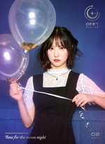 GFRIEND Eunha Time for the Moon Night promo photo 2