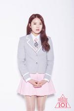 Produce 101 Kang Sihyeon promo photo 2