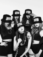 4minute Crazy group photo