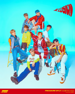 ATEEZ Treasure Ep.3 One To All group title poster (1)