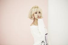 BESTie Hyeyeon Thank U Very Much concept photo