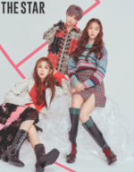 GWSN THE STAR pictorial photo 2