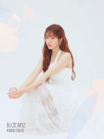 IZONE Kwon Eun Bi Bloom IZ unreleased concept photo 1