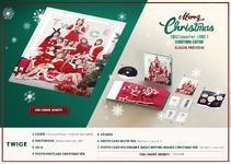 TWICE TWICEcoaster Lane 1 Christmas edition packaging