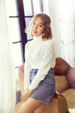 Baek A Yeon Just Because promo photo