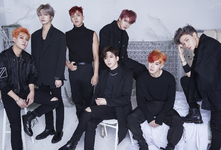 MONSTA X Take.1 Are You There group promo photo