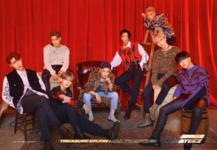 ATEEZ Treasure Ep.Fin All To Action concept photo 4