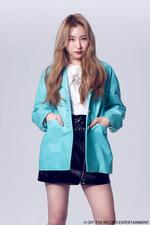 IZONE Lee Chae Yeon Suki to Iwasetai promo photo
