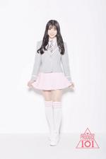 Produce 101 Lim Jeongmin promotional photo