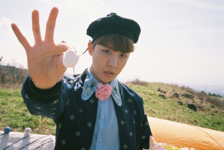 J-Hope 화양연화 Young Forever promotional photo