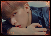 MONSTA X I.M Take 1 Are You There promo photo 4