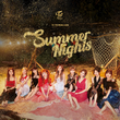 TWICE Summer Nights digital cover art