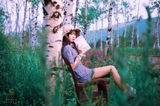 Dreamcatcher Siyeon Prequel promo photo