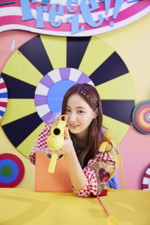 MOMOLAND Yeonwoo Freeze! promo photo
