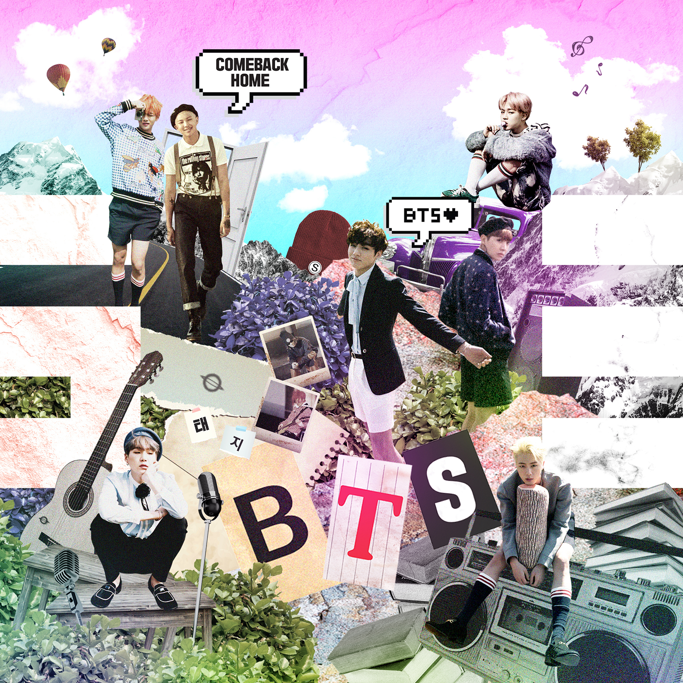 Bts Cover Mixtape Ost Collaboration Other Non Album Song