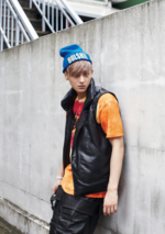 EXO Tao XOXO Repackage promo photo