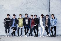 Stray Kids Mixtape group promo photo