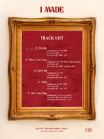 (G)I-DLE I Made tracklist