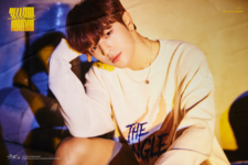 Stray Kids Woojin Clé 2 Yellow Wood concept photo 1