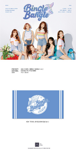 AOA Towel Bingle Bangle ver. photo