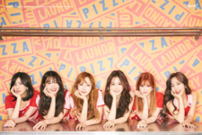 Apink Pink Up group promo photo