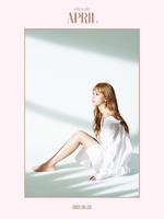 APRIL Naeun Eternity teaser photo 2
