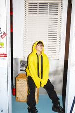 Block B Taeil Yesterday promo photo