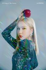 GFRIEND Eunha Song of the Sirens concept photo 5