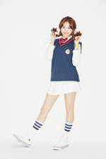 I.O.I Sohye Chrysalis promo photo