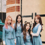 LOONA 1-3 group debut promotional photo