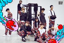 NCT 127 Cherry Bomb Group Promo