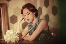 T-ARA Eunjung What's My Name promotional photo
