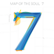 BTS Map of the Soul 7 digital album cover