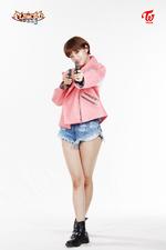TWICE Jeongyeon Elsword promo
