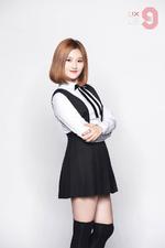 MIXNINE Go Ah Ra promo photo