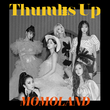 MOMOLAND Thumbs Up digital album cover