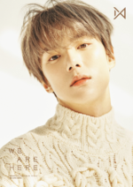 Monsta X Minhyuk We Are Here concept photo 4