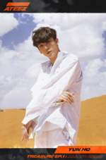 ATEEZ Yunho Treasure Ep 1 All To Zero promotional photo 1
