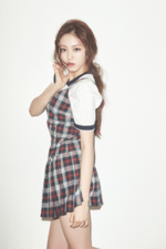 CLC Eunbin NU.CLEAR promotional photo