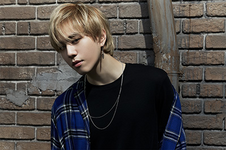 GOT7 Yugyeom The New Era promo photo