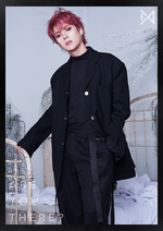 MONSTA X Minhyuk Take 1 Are You There promo photo 2